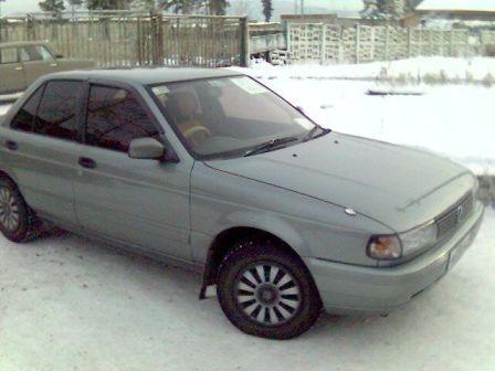 Nissan Sunny 1990 - отзыв владельца