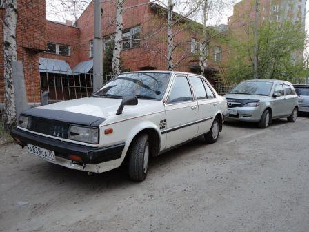 Nissan Sunny 1984 - отзыв владельца