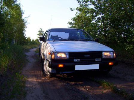 Nissan Sunny 1983 - отзыв владельца