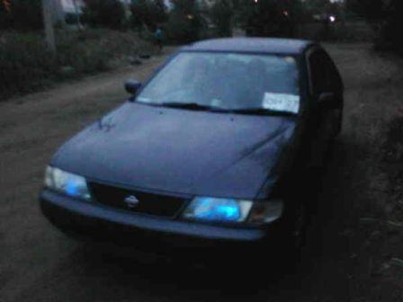 Nissan Sunny 1994 - отзыв владельца