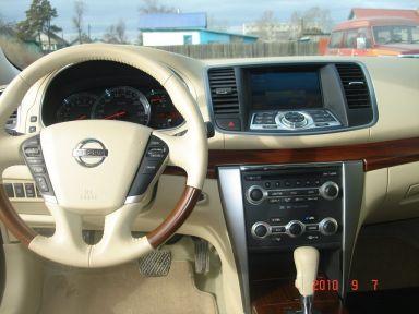 Nissan Teana 2009 отзыв автора | Дата публикации 12.11.2010.
