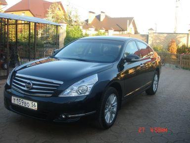 Nissan Teana 2011 отзыв автора | Дата публикации 03.06.2012.