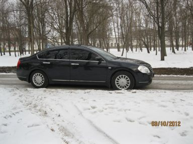 Nissan Teana 2003 отзыв автора | Дата публикации 24.12.2012.