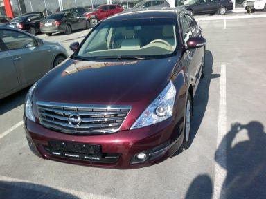 Nissan Teana 2012 отзыв автора | Дата публикации 25.03.2013.