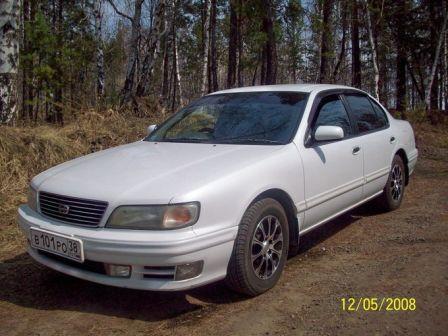 Nissan Teana 2003 - отзыв владельца