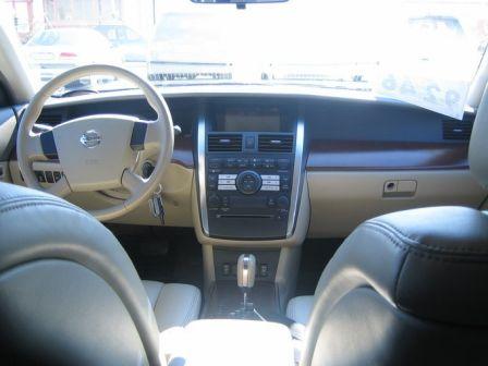 Nissan Teana 2006 - отзыв владельца