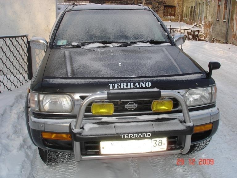 раздатка на nissan terrano отзывы