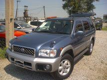 Nissan Terrano, 2001