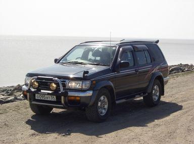 Nissan Terrano 1997 отзыв автора | Дата публикации 27.02.2006.
