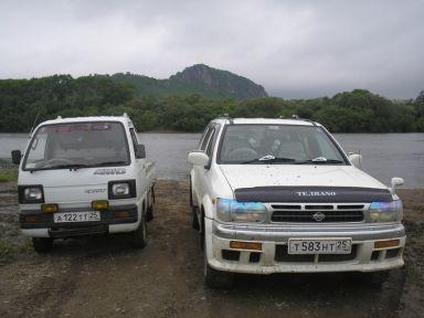 Nissan Terrano 1997 отзыв автора | Дата публикации 04.10.2006.
