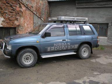 Nissan Terrano 1993 отзыв автора | Дата публикации 05.06.2007.