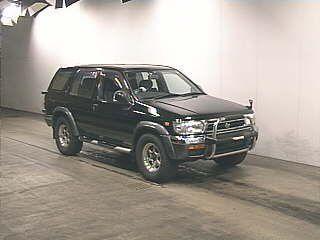 Nissan Terrano 1997 отзыв автора | Дата публикации 28.02.2008.