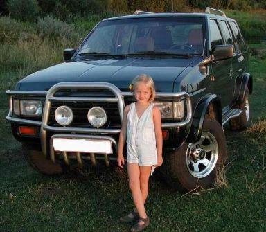 Nissan Terrano, 1993