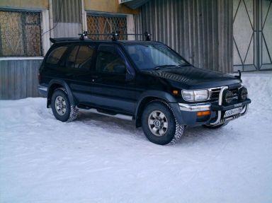 Nissan Terrano, 1997