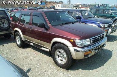 Nissan Terrano 1997 отзыв автора | Дата публикации 26.04.2003.