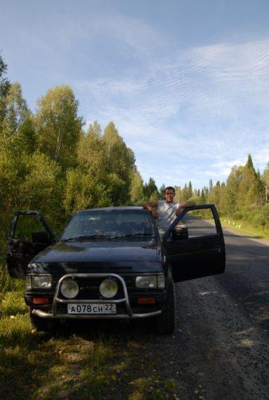 Nissan Terrano 1993 отзыв автора | Дата публикации 02.10.2009.