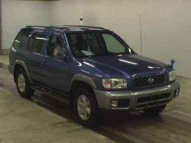 Nissan Terrano, 2002