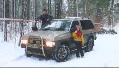 Nissan Terrano, 1991