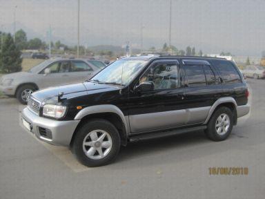 Nissan Terrano 1999 отзыв автора | Дата публикации 03.05.2011.