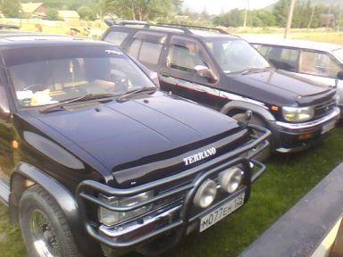 Nissan Terrano 1993 отзыв автора | Дата публикации 09.12.2011.