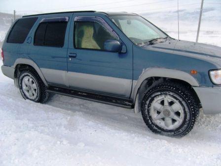 Nissan Terrano 2000 - отзыв владельца