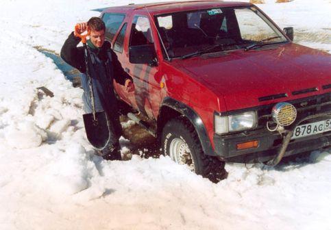 Nissan Terrano 1988 - отзыв владельца