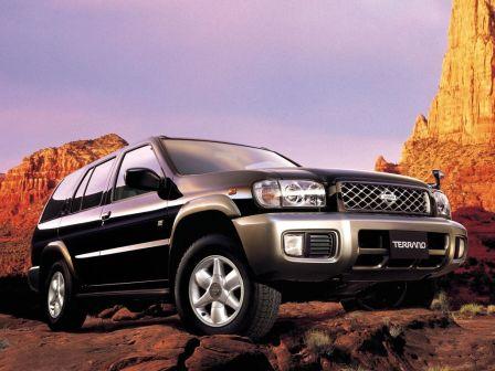 Nissan Terrano 2002 - отзыв владельца