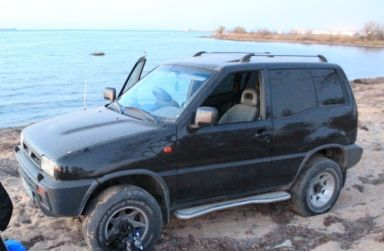 Nissan Terrano II 1994 отзыв автора | Дата публикации 26.10.2012.