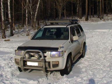 Nissan Terrano Regulus, 1998