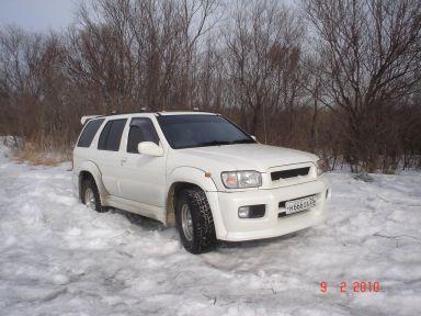 Nissan Terrano Regulus, 1999