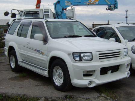 Nissan Terrano Regulus 1997 - отзыв владельца