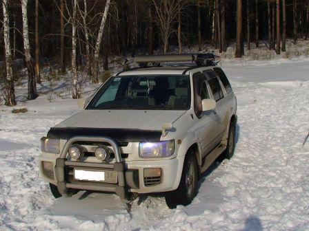 Nissan Terrano Regulus 1998 - отзыв владельца