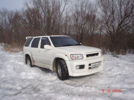 Nissan Terrano Regulus 1999 - отзыв владельца