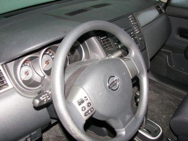 Nissan Tiida 2010 отзыв автора | Дата публикации 22.01.2010.