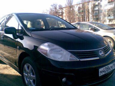 Nissan Tiida 2008 отзыв автора | Дата публикации 30.10.2010.
