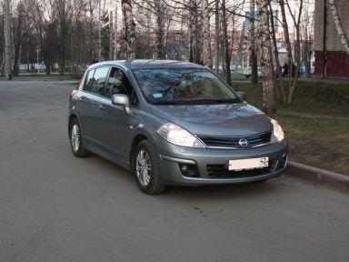 Nissan Tiida 2010 отзыв автора | Дата публикации 23.03.2011.