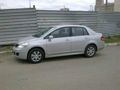 Nissan Tiida 2010 отзыв автора | Дата публикации 28.04.2011.