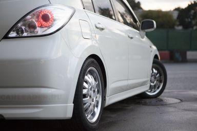 Nissan Tiida 2005 отзыв автора | Дата публикации 07.05.2011.