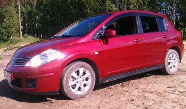 Nissan Tiida 2007 отзыв автора | Дата публикации 27.07.2011.