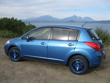 Nissan Tiida 2005 отзыв автора | Дата публикации 17.08.2011.
