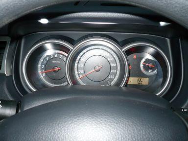 Nissan Tiida 2011 отзыв автора | Дата публикации 27.01.2012.