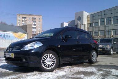 Nissan Tiida 2004 отзыв автора | Дата публикации 18.04.2012.