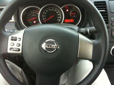 Nissan Tiida 2011 отзыв автора | Дата публикации 02.05.2012.