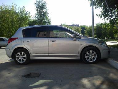 Nissan Tiida 2011 отзыв автора | Дата публикации 01.06.2012.