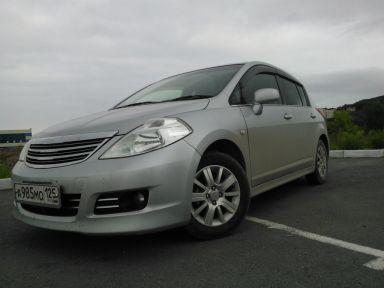 Nissan Tiida 2008 отзыв автора | Дата публикации 03.09.2012.