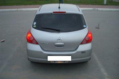 Nissan Tiida 2007 отзыв автора | Дата публикации 15.09.2012.