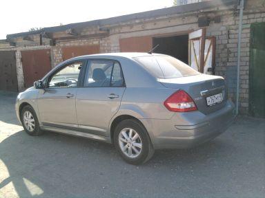 Nissan Tiida, 2011