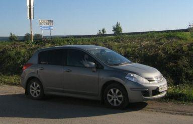 Nissan Tiida 2010 отзыв автора | Дата публикации 18.10.2012.