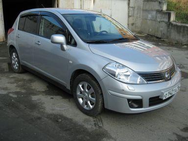 Nissan Tiida 2008 отзыв автора | Дата публикации 08.11.2012.