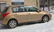 Nissan Tiida 2007 отзыв автора | Дата публикации 25.01.2013.